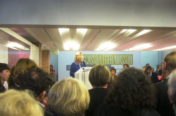 Hier soir, le LaM à Villeneuve d'Ascq inaugurait l'exposition qui fête ses 30 ans
