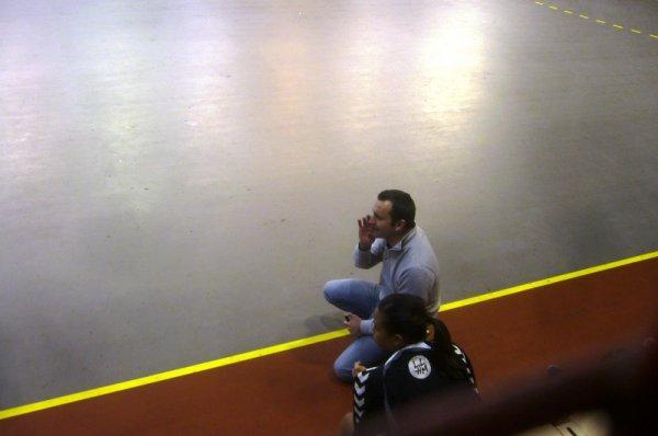 Handball féminin deuxième division : Lomme - Cergy-Pontoise, le match.