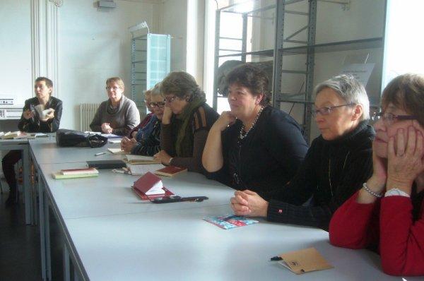 Le Prix du Marais 2013 à Lomme (1/2) : la délibération du jury
