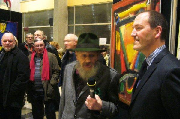 Rétrospective du peintre lommois Yvon Delaporte