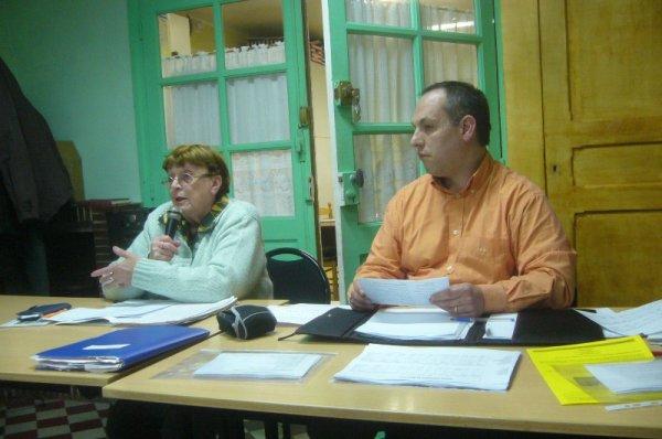 Assemblée générale du Comité d'Animation de Délivrance à Lomme