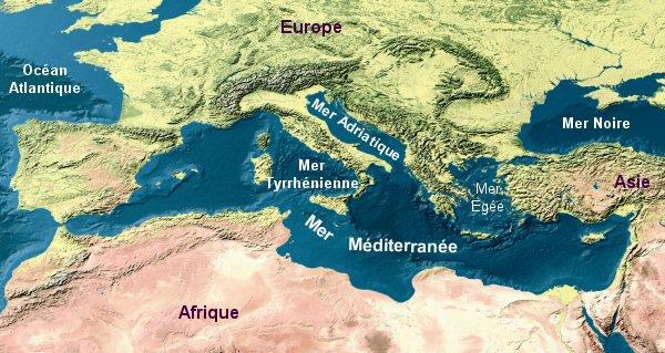 """""""J'ai passionnément aimé la Méditerranée."""""""
