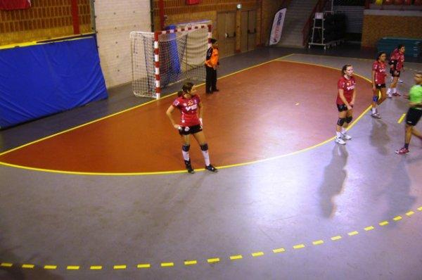 Handball féminin 2ème division : Lomme - Cannes : les photos du match (3/3)