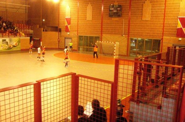 Handball féminin 2ème division : Lomme - Cannes : les photos du match (1/3)