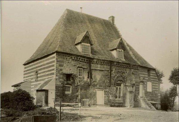 La ferme de la Haye du Temple à Lomme