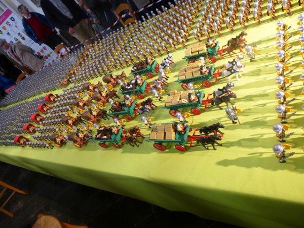 Si la bataille de Bouvines m'était contée... en playmobils !
