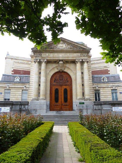 La Place de la République, la place verte de Lille !