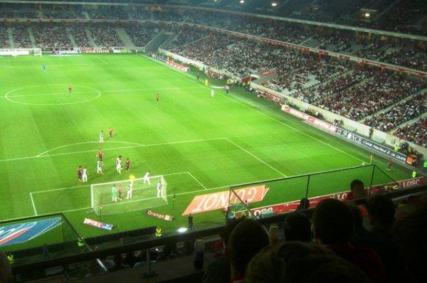 Première journée du championnat de France de Ligue 1, Lille - Metz 0-0