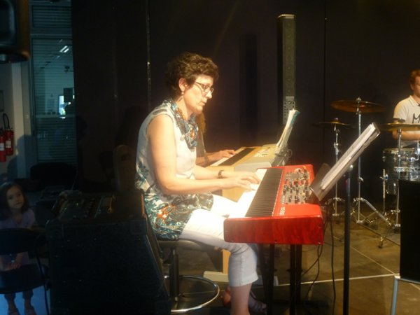 Jazz à Beaulieu : les élèves