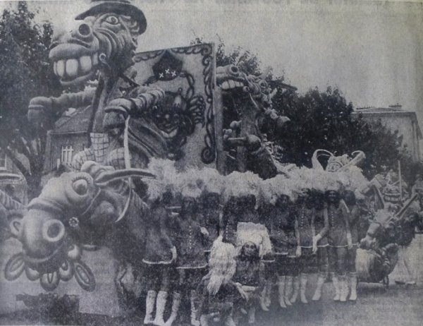 Souvenir de carnaval lommois