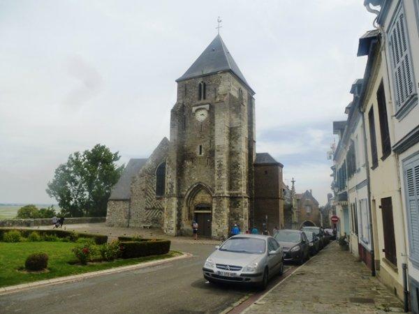 Saint-Valéry-sur-Somme a su garder son charme de petite ville médiévale