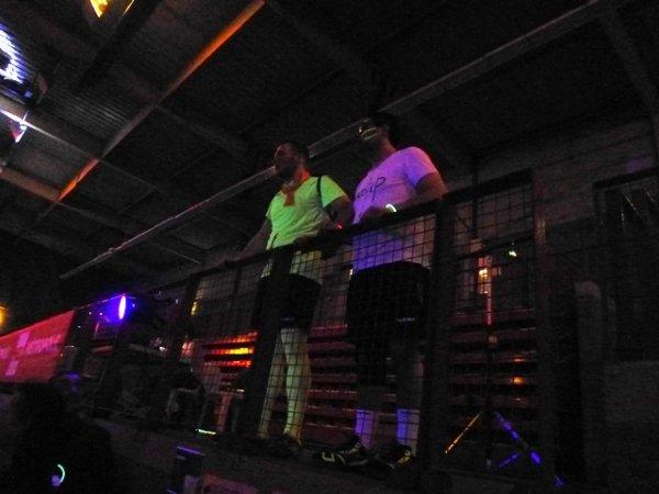 La LLMH fluo night