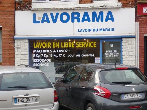 Lettres et Lavoirs