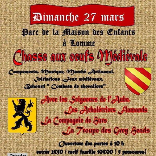 Le mois de mars chargé du Comité du Secours populaire de Lomme !