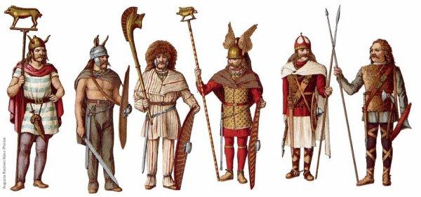 Nos ancêtres les Gaulois, d'une rive à l'autre de la Méditerranée