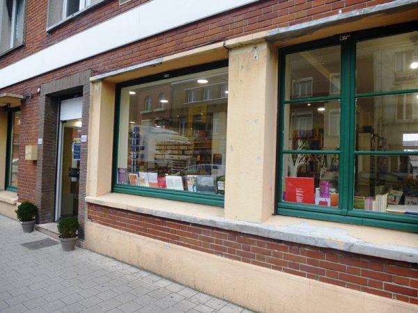 La libraire Au Temps Lire a traversé l'avenue de Dunkerque