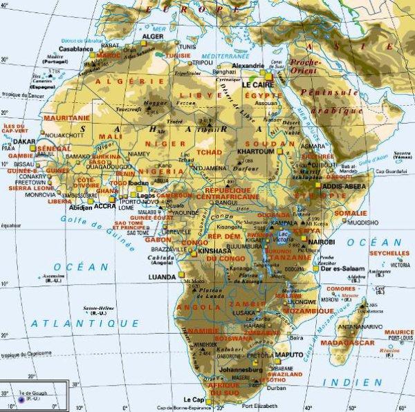 L'Afrique devra adapter son agriculture au changement climatique