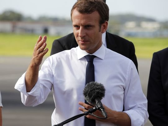 Nouveau président mais vieilles méthodes, la France va continuer d'aller dans le mur !