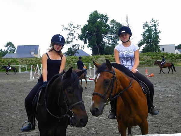 Nesquick Lorene et  Anuga Tania