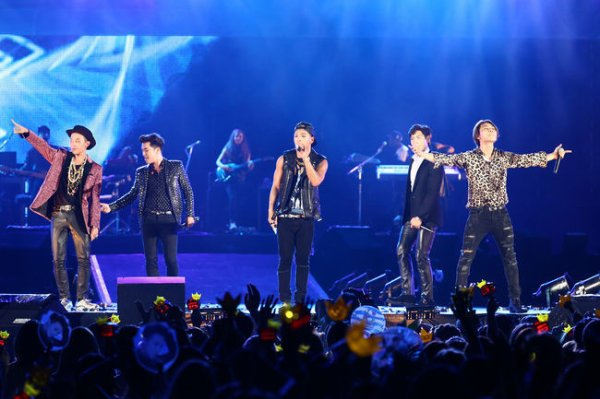 Bigbang j'adore ! ;p