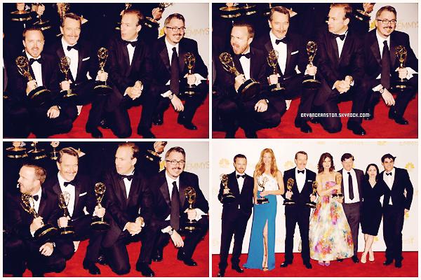 Le 25 août 2014, Bryan était présent aux 66TH ANNUAL PRIMETIME EMMY AWARDS en compagnie de sa femme.