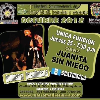 Más festivales en Colombia