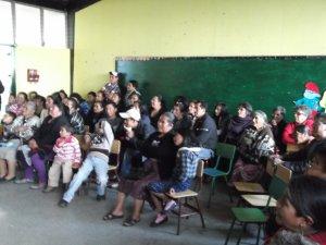 El sector I de Santa Lucia Utatlan