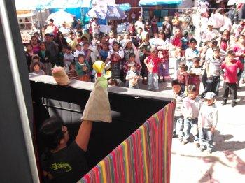Feria de Santa Lucia Utatlan