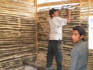 Gira y construcción