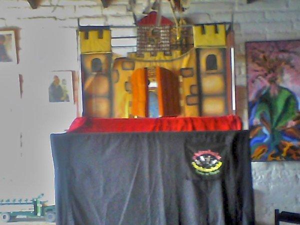 San Jorge y el dragòn