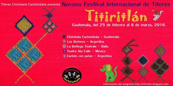 IX Festival Titiritlan
