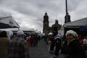 Recuperando historias: en noviembre estuvimos en Mexico.