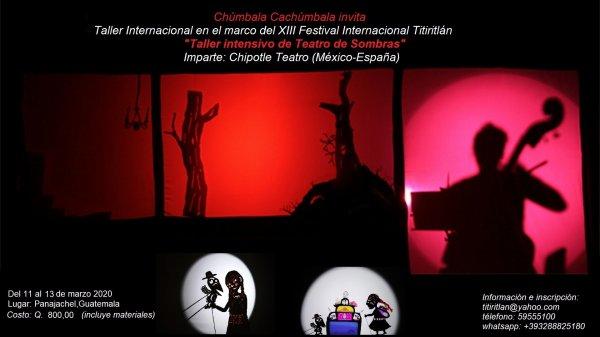 XIII Festival Internacional Titiritlan