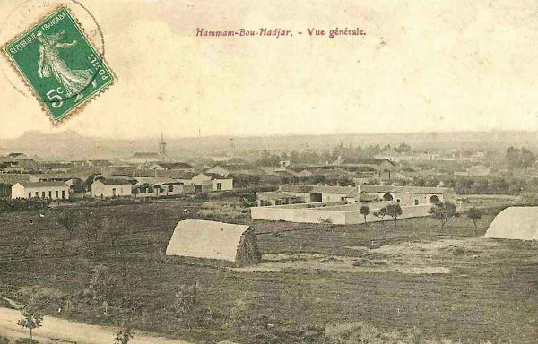 Mairie de Hammam Bou Hadjar