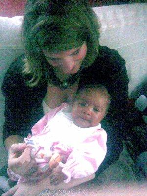 0o0...Ma cousine et Sa fille Cherie...0o0