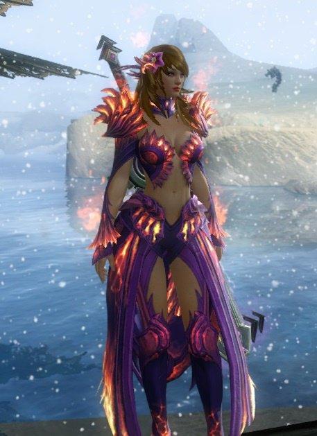 Mon Envouteuse sur Guild Wars 2 *-*