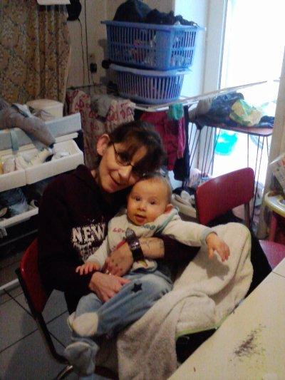 Maman et Dorian
