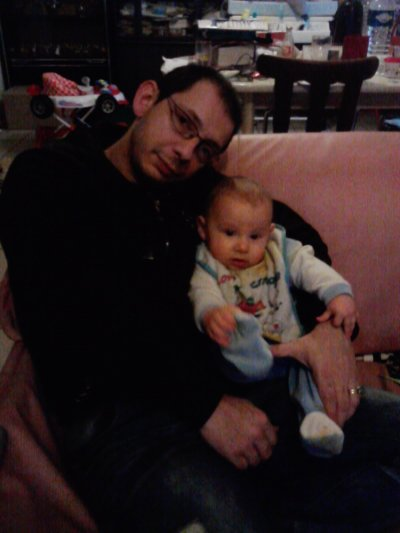 Papa et Dorian