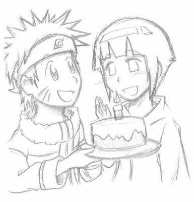 Pour ton anniversaire dessins de manga - Dessins pour anniversaire ...