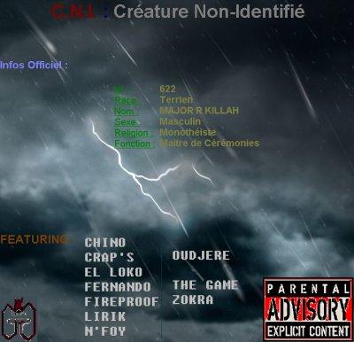 C.N.I. : Créature Non-Identifié