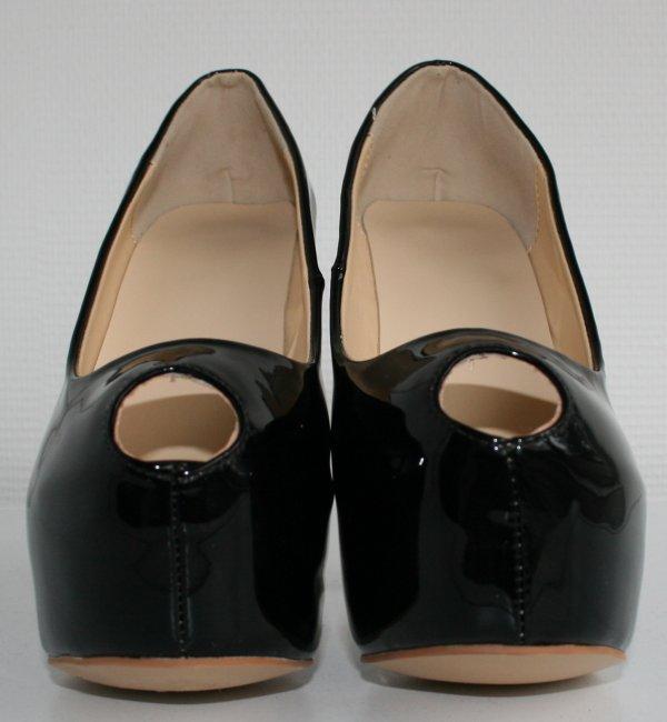Ma nouvelle paire d'escarpins