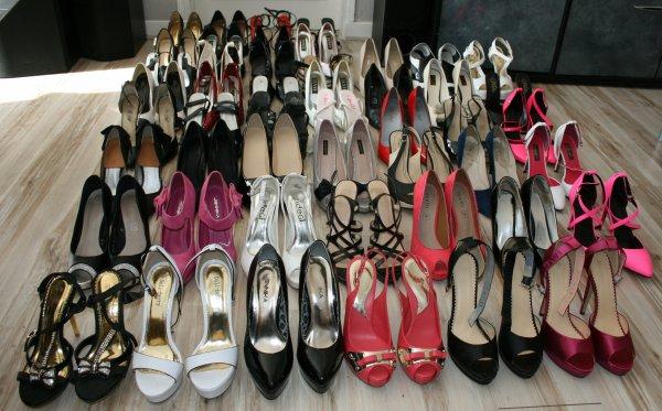 Ma Collection Complete : Il manque une paire pour faire un compte rond.