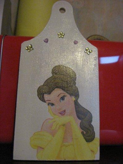 Décoration murale Princesse Disney