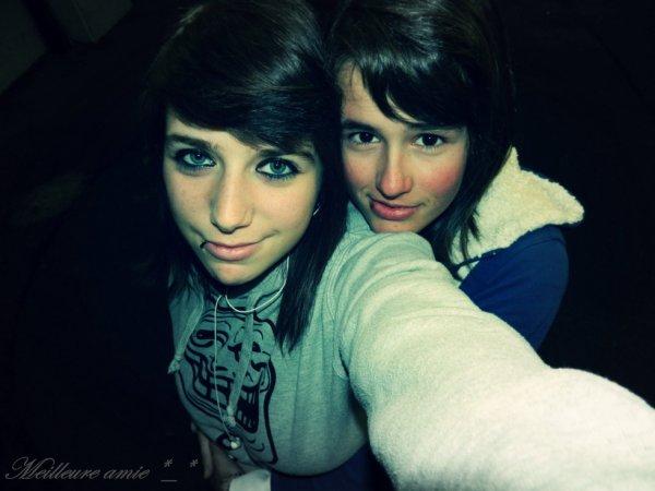 Meilleure amie *.* <3