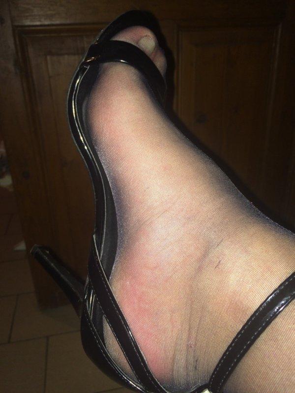 Nouvelles chaussures....
