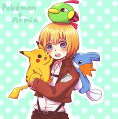 Crossover Pokémon