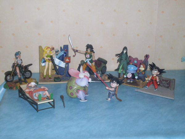 FIGURINES DRAGONBALL