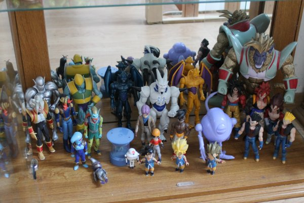 figurines DRAGONBALL GT