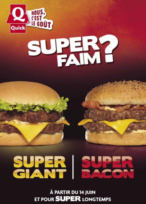 T'aurais pas une Super Faim ?