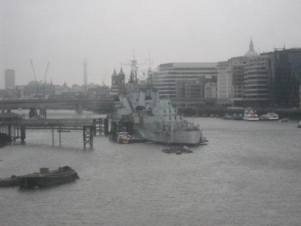 Le bateau de la Marine